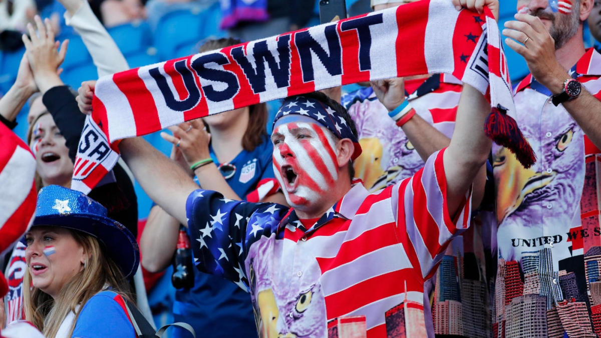 USA France Women's World Cup