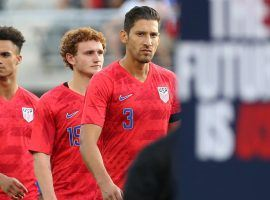 The United States will play its first Gold Cup match on Tuesday night when it faces Guyana. (Image: Geoff Burke/USA Today Sports)