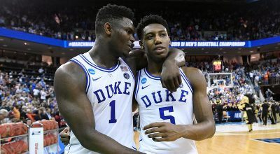 NOLA Pelicans to Trade Up to Pair RJ Barrett with Zion Williamson?