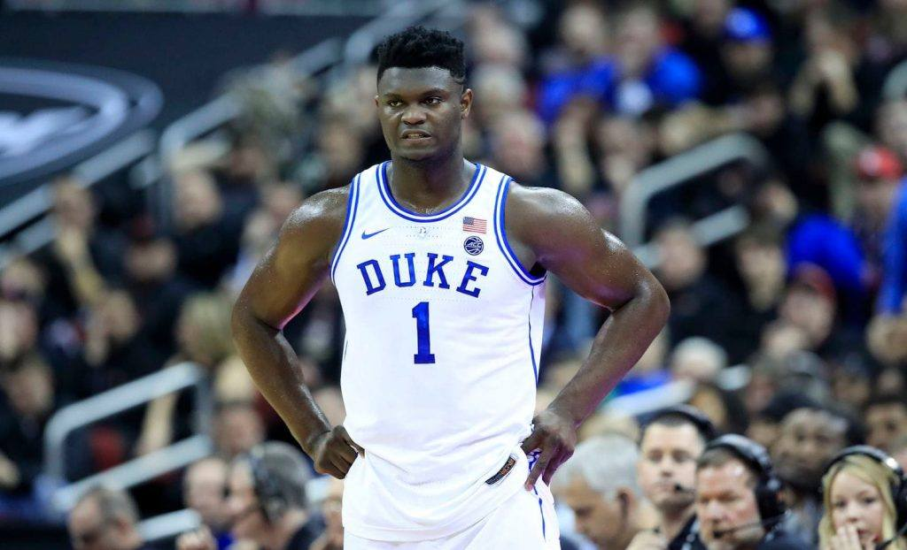 Zion Williamson, Duke