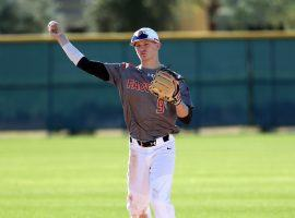 Bobby Witt Jr. followed in his father's footsteps and was selected high in this year's MLB Draft at No. 2. (Image: Bill Mitchell)
