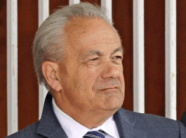 Top trainer Jerry Hollendorfer excluded from Santa Anita and Golden Gate. )Image: AP)