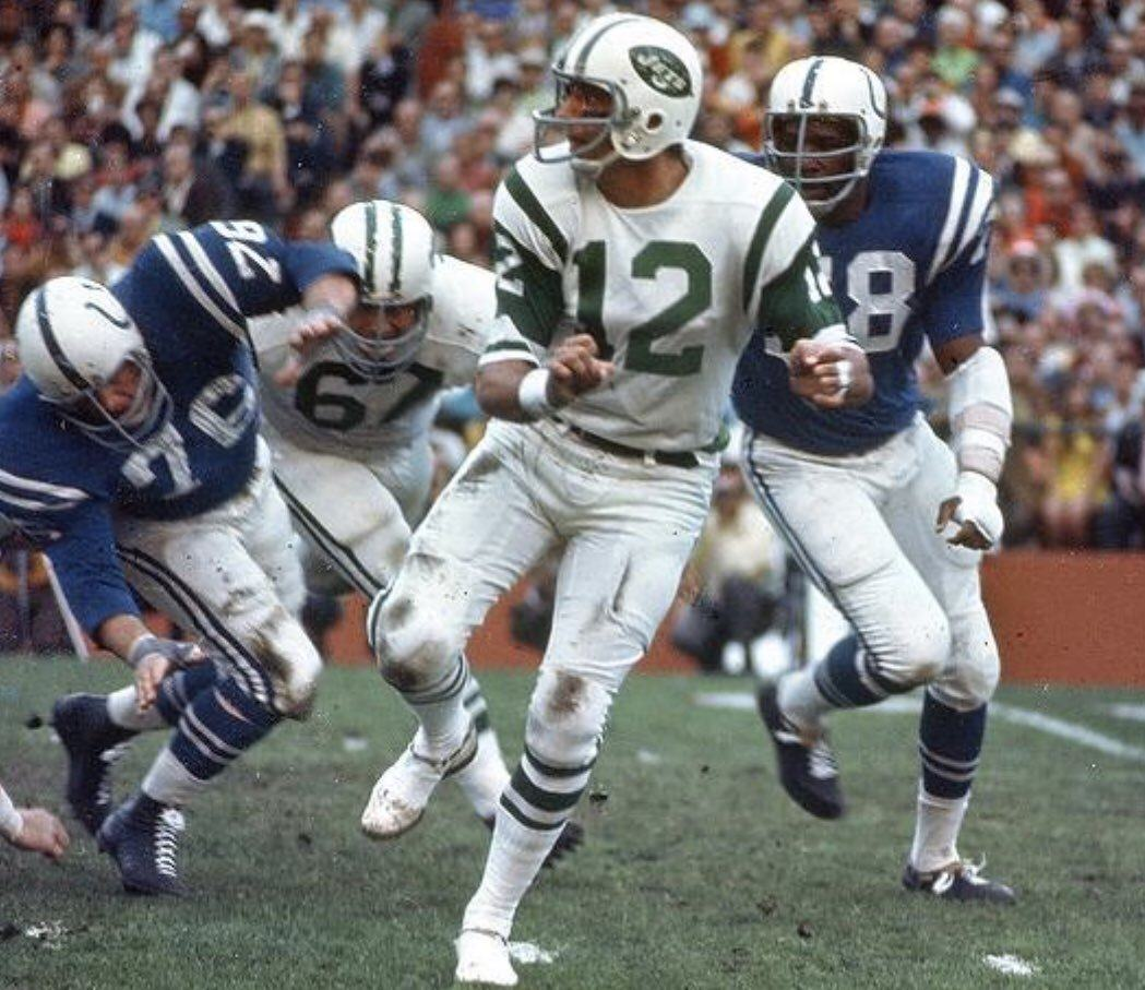 Joe Namath, Super Bowl III