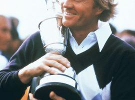 Jack Nicklaus and his Rolex at the 1978 British Open (Image: Nicklaus Companies)