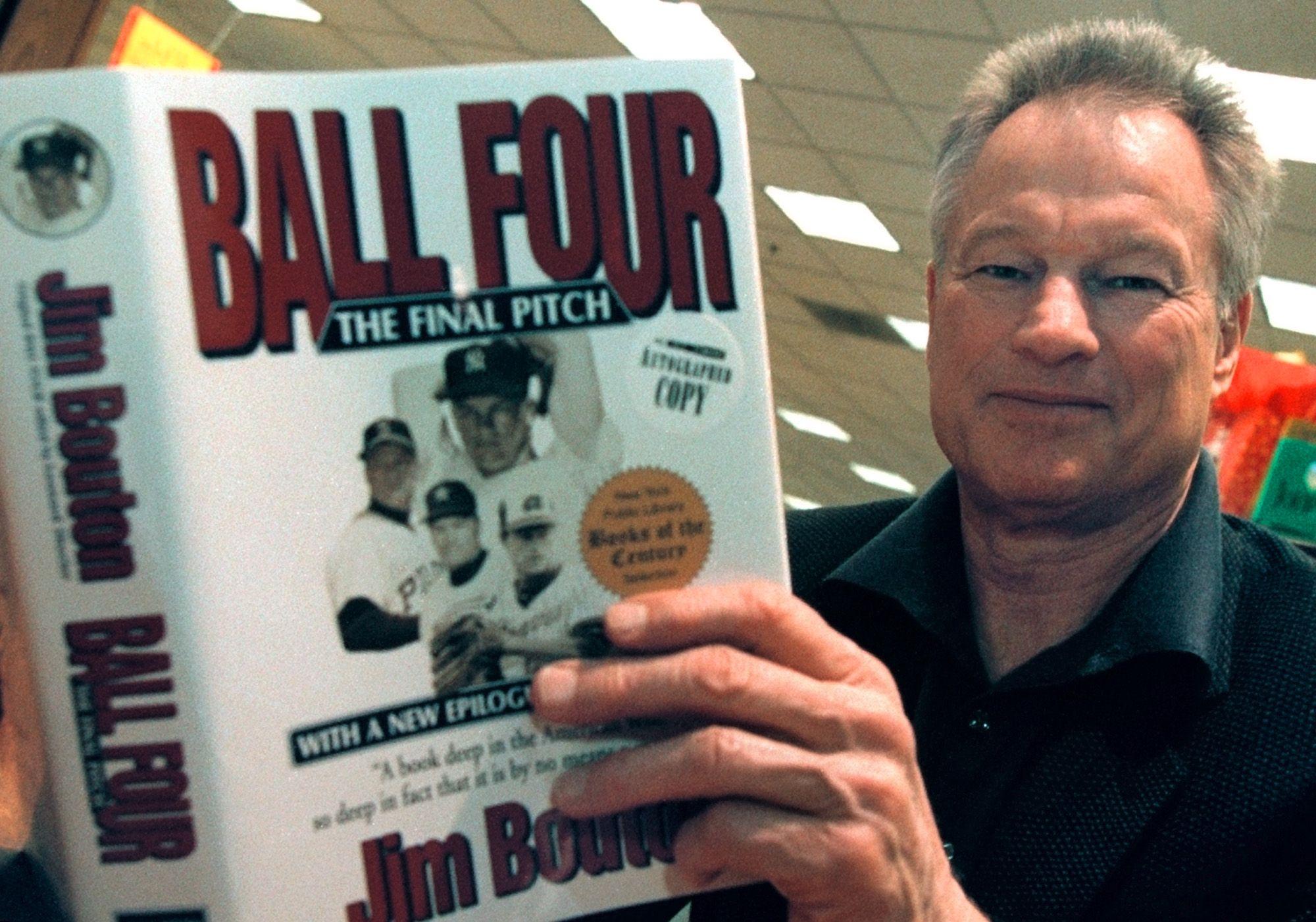 "Jim Bouton ""Ball Four: The Final Pitch"""