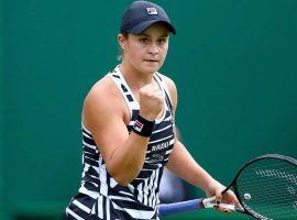World No. 1 Ashleigh Barty is hoping to follow up her French Open title with a second Grand Slam win at Wimbledon. (Image: Getty)