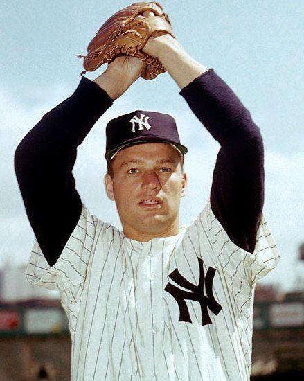 Jim Bouton, New York Yankees