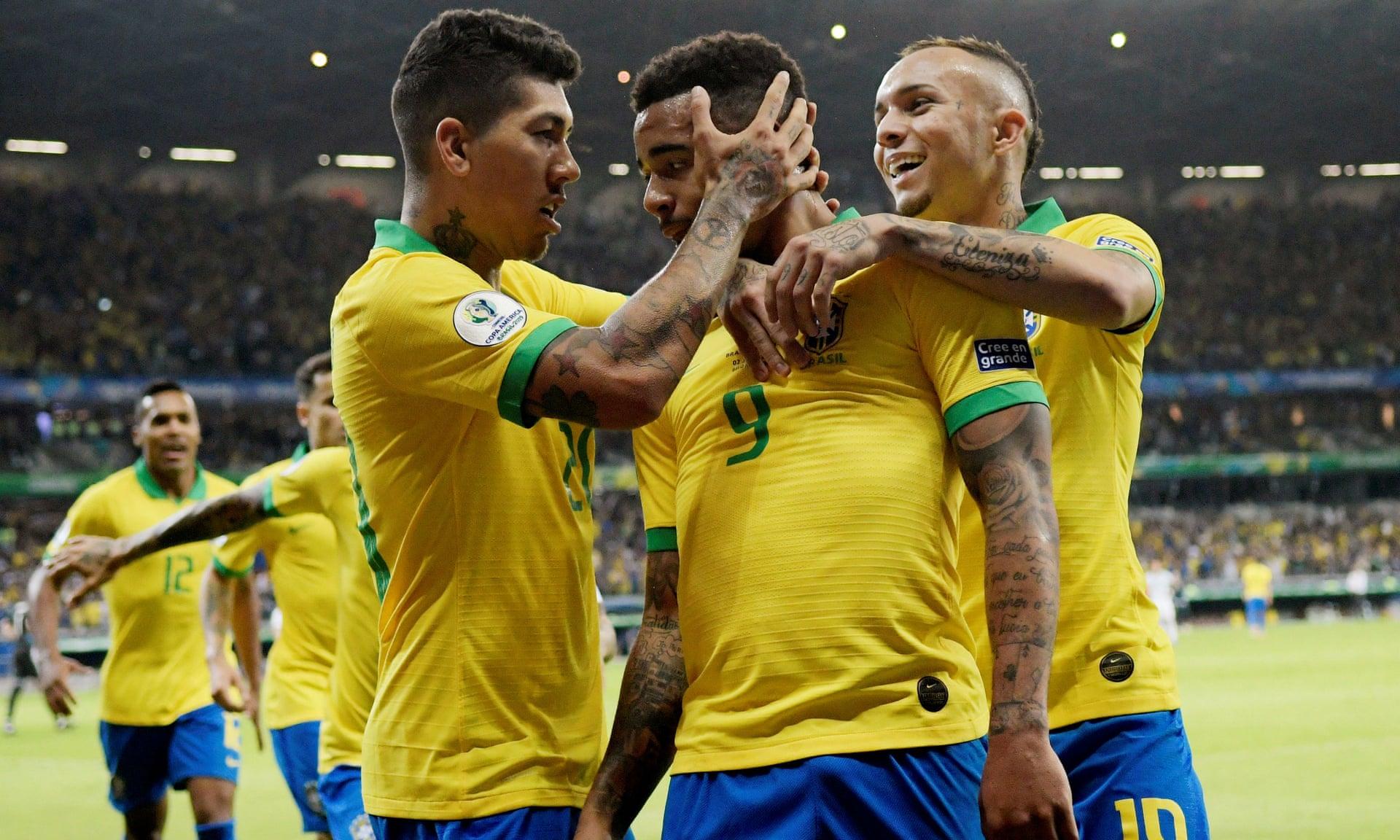 Brazil Argentina Copa America