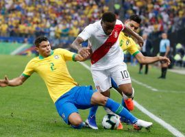 Peru will look to upset Brazil in the Copa America final, after losing to the hosts 5-0 in the group stage of the tournament. (Image: Victor R. Caivano/AP)