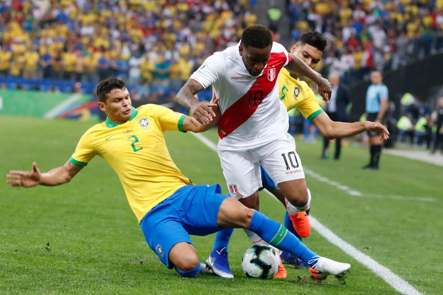 Peru Brazil Copa America