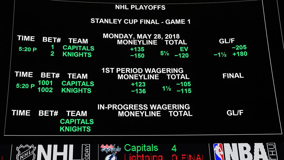 D.C. sports betting Intralot