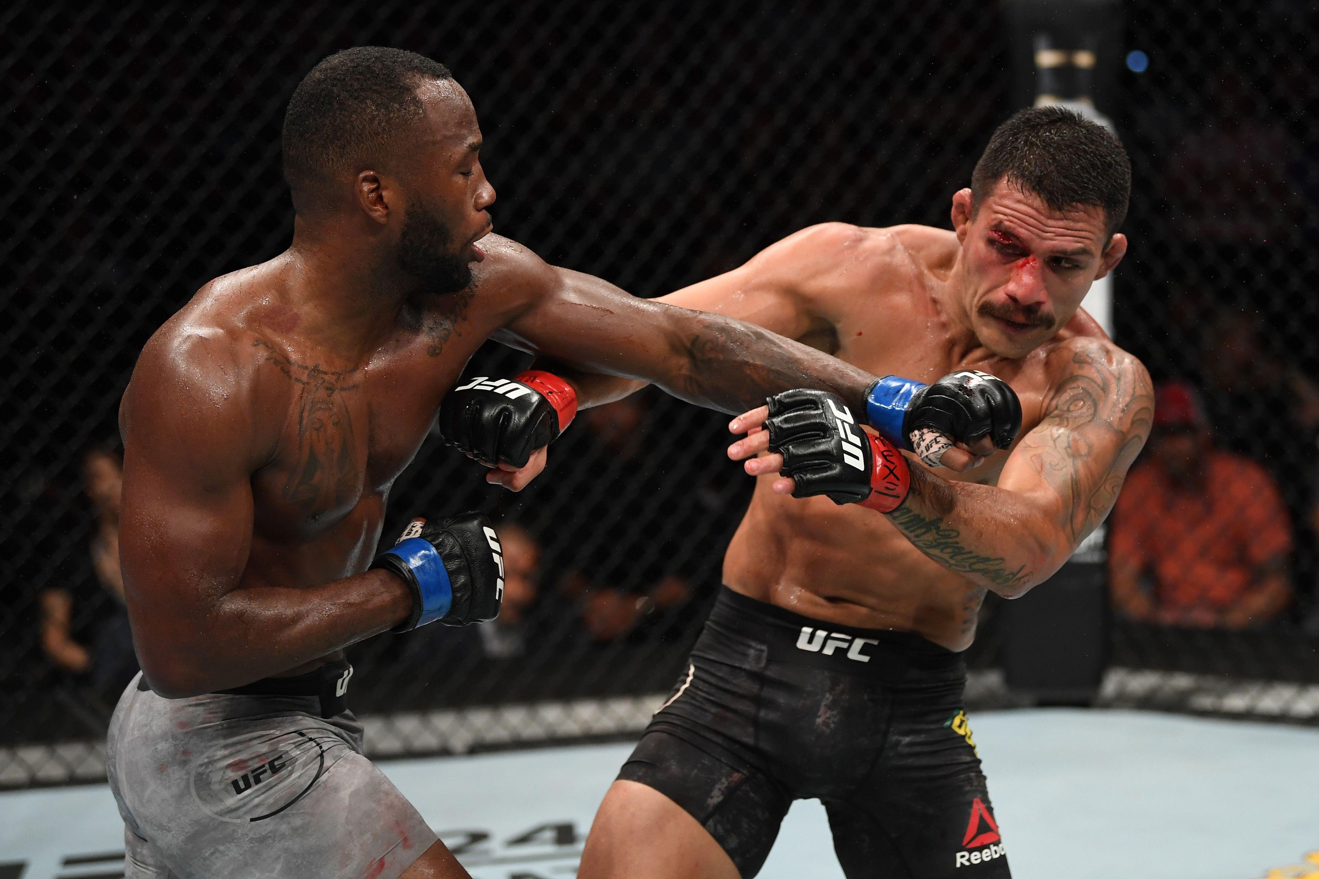 Leon Edwards UFC ESPN