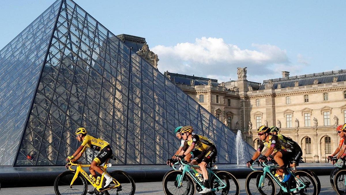 Egan Bernal Tour de France
