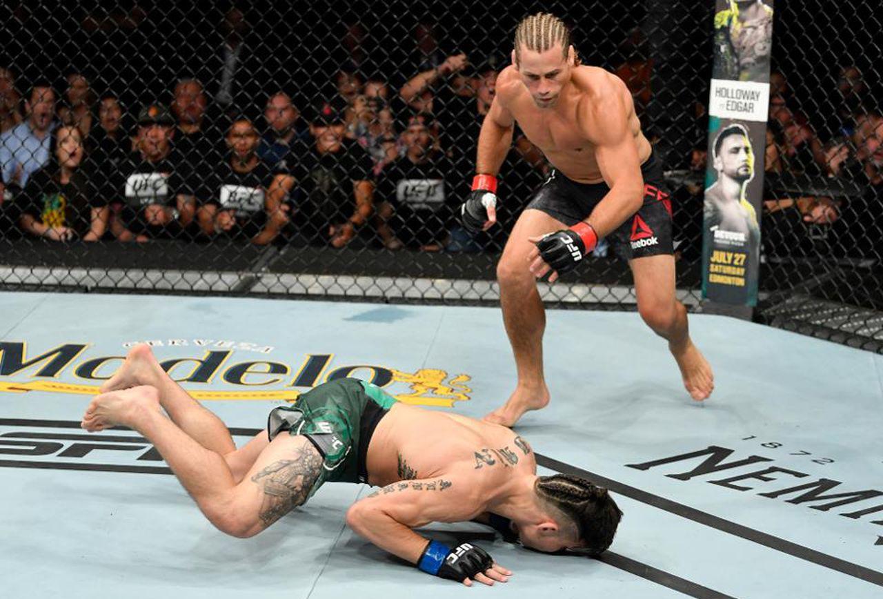 UFC Faber de Randamie