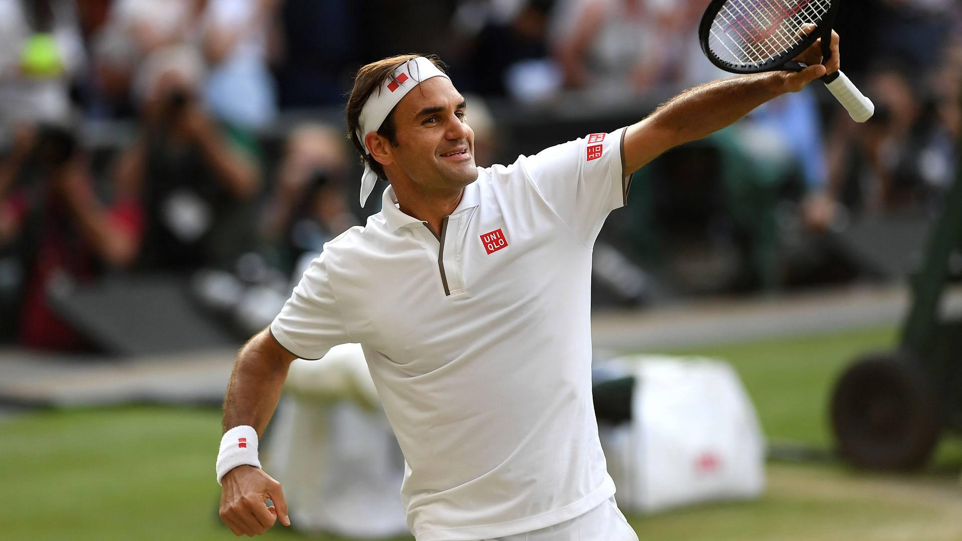 Wimbledon Djokovic Federer
