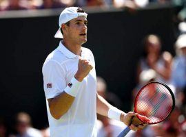 American John Isner is the top seed and favorite at the 2019 Atlanta Open. (Image: Getty)