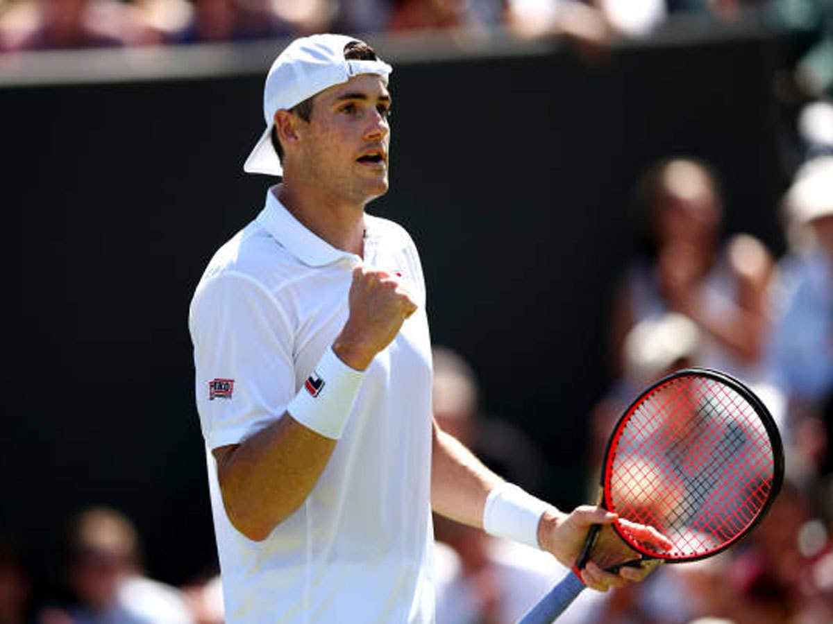 John Isner Atlanta Open