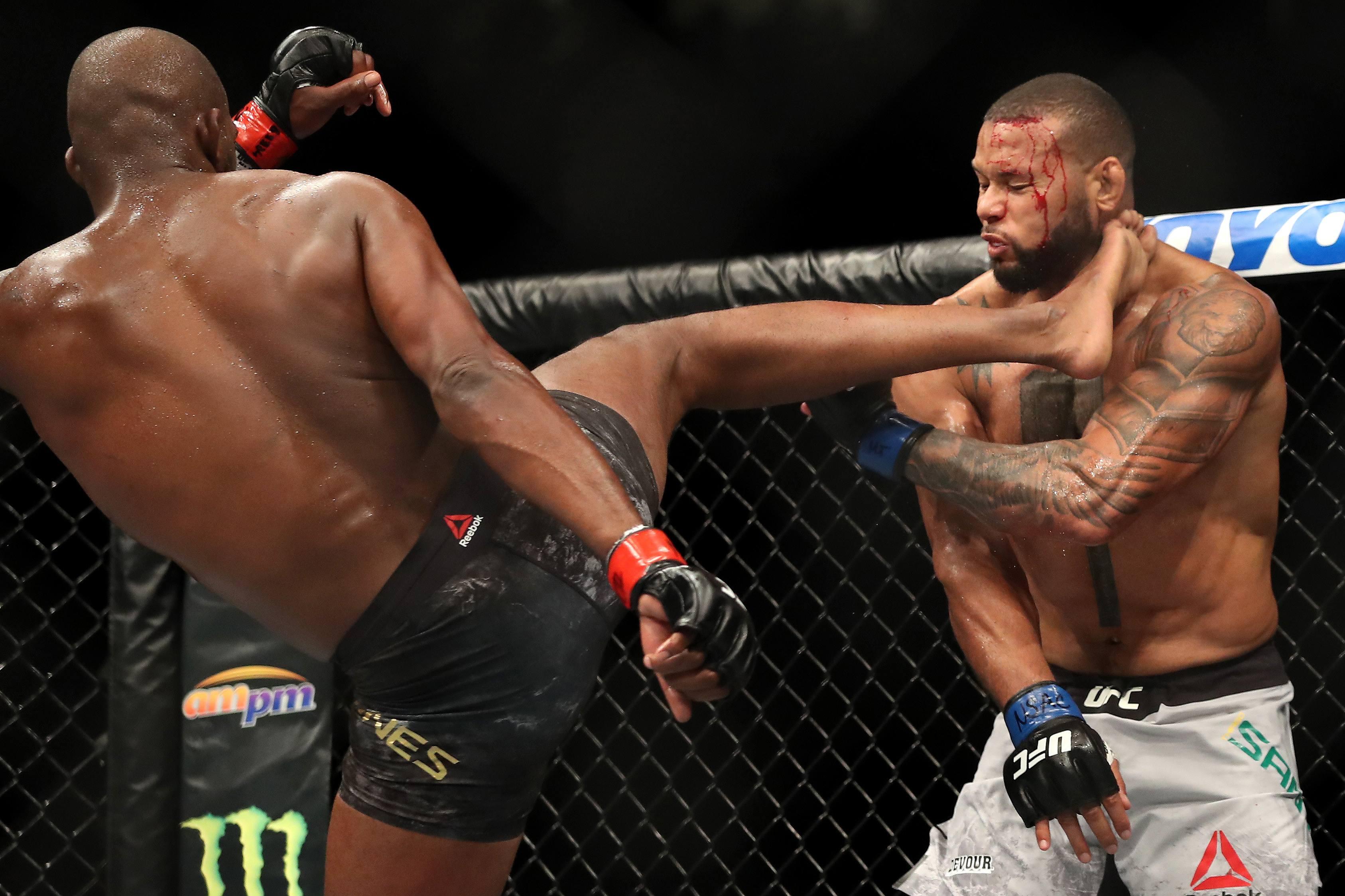 Thiago Santos UFC 239