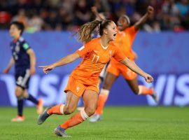 Forward Lieke Martens is expected to be available for the Netherlands in its Women's World Cup semifinal vs. Sweden on Wednesday. (Image: Ricard Heathcote/Getty)