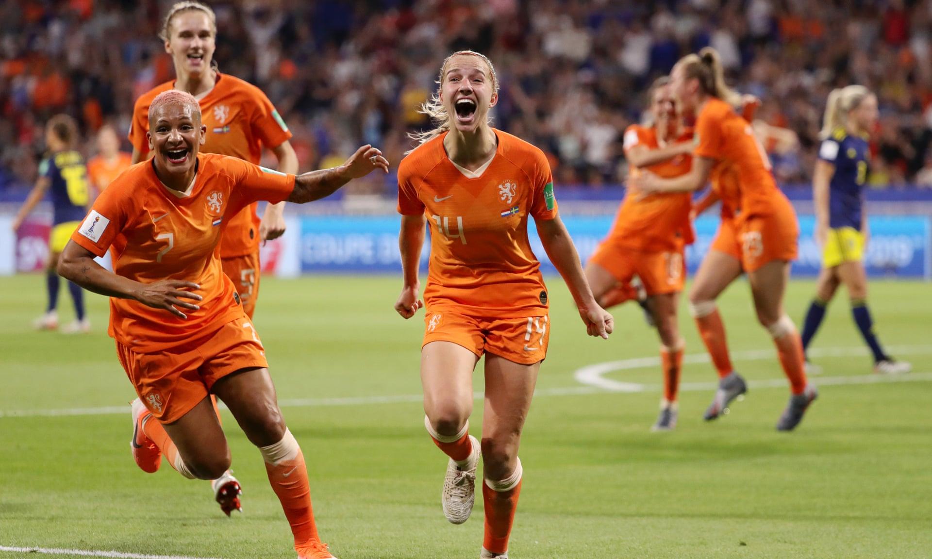 Netherlands Women's World Cup