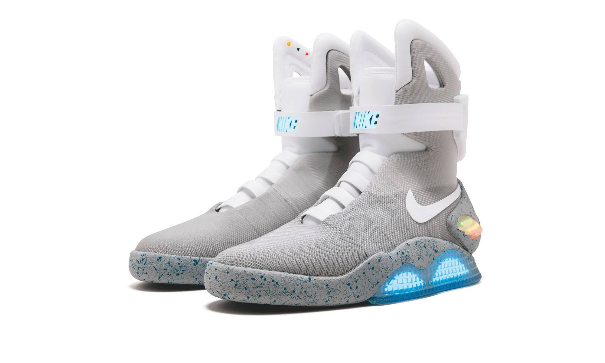 2016 Nike Mags among sneakers up for auction