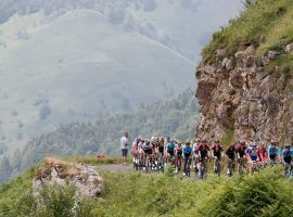 The 2019 Tour de France continues with Stage 15 race in the Pyrenees Mountains. (Image: Reuters)