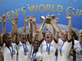 The United States won the Women's World Cup for the second straight time and the fourth time overall. (Image: Alessandra Tarantino/AP)