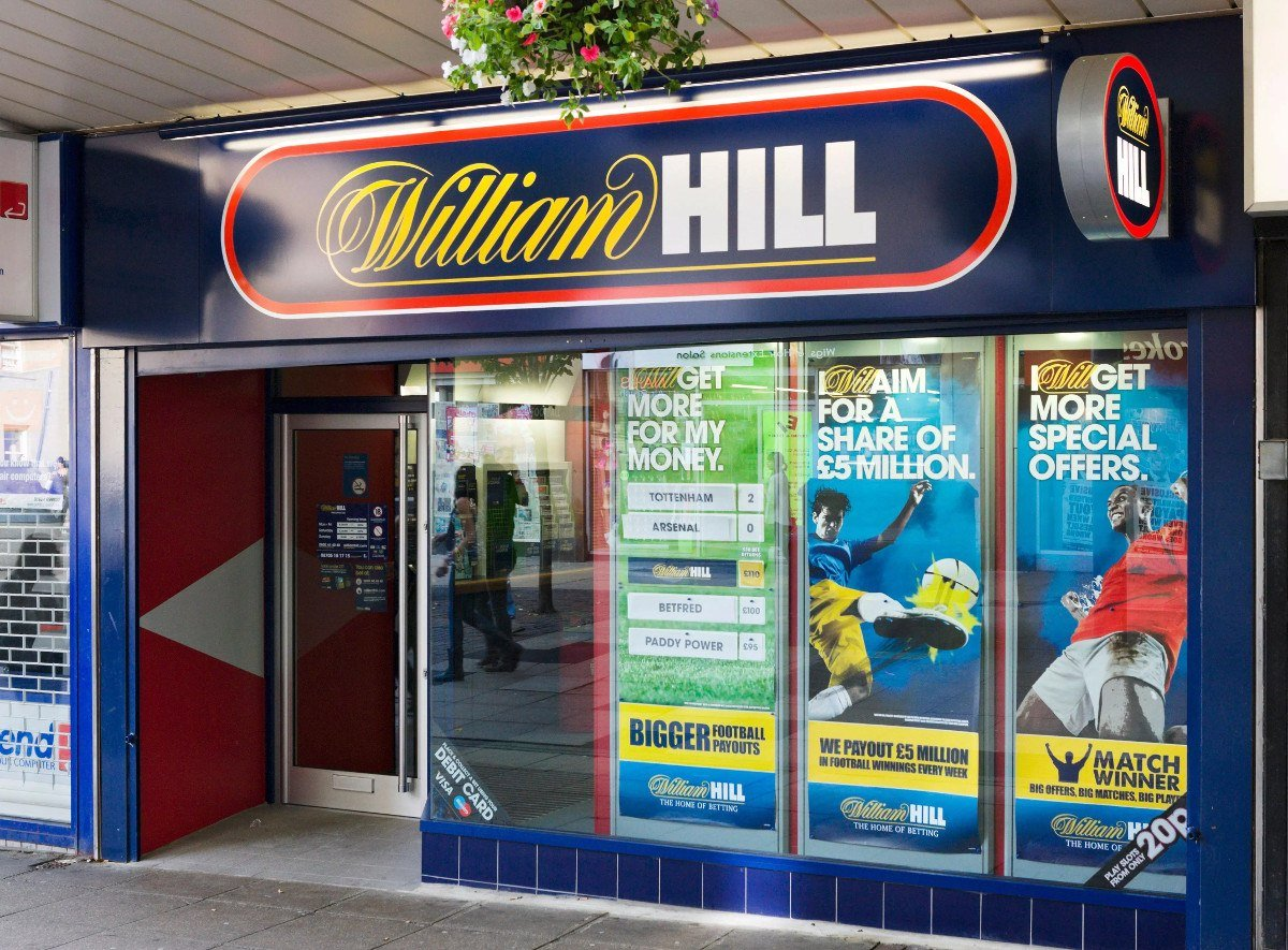 William Hill Closes Shops But Wins Caesars Business