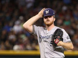 Brandon Woodruff, starting pitcher from the Milwaukee Brewers, heads to the IL. (Image: Christian Anderson/Getty)