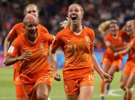 The Netherlands are decided underdogs against the United States in the Women's World Cup final on Sunday. (Image: Getty)