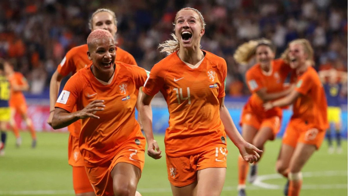 USA Netherlands Women's World Cup