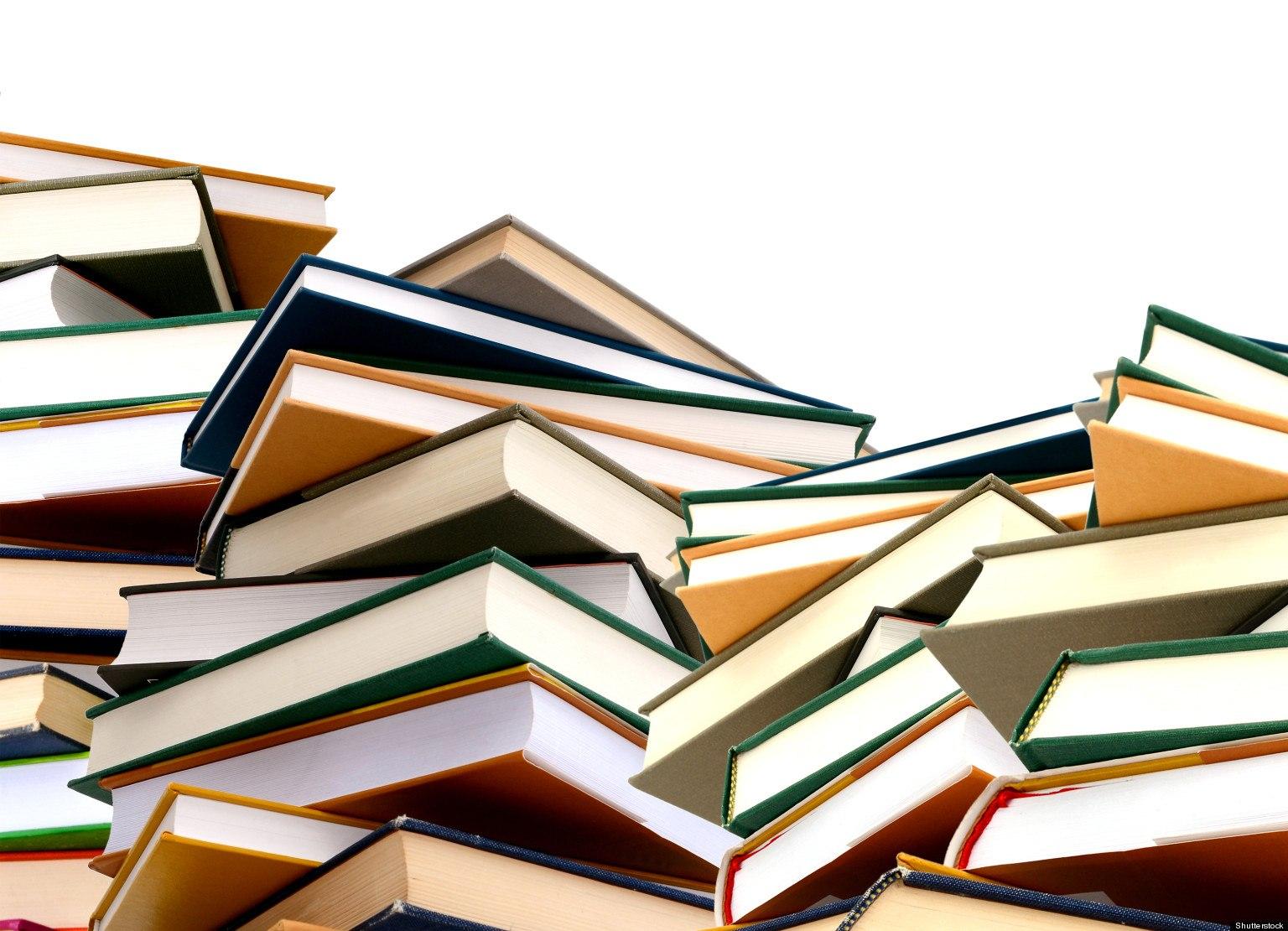 book stacks