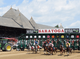 Saratoga opens July 11, but is now closed to Hall-of Fame trainer Jerry Hollendorfer (Image: NYRA)