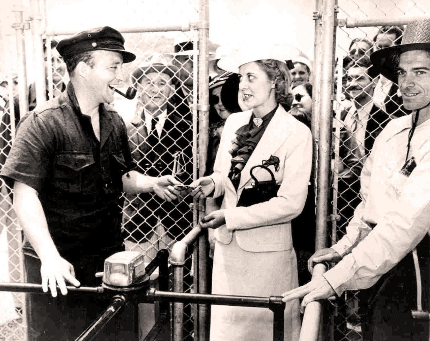 Bing Crosby, Del Mar Thoroughbred Club