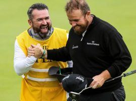 Shane Lowry was the top Irishman, not Rory McIlroy, after the first round of the Open Championship at Royal Portrush. (Image: Oisin Keniry/Inpho)