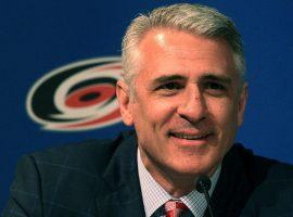 Ron Francis was named the general manager of the new Seattle NHL team on Thursday, and said he is looking for success soon after the team begins play in 2021. (Image: Getty)