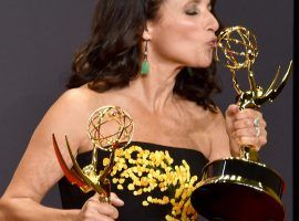 Julia Louis-Dreyfus looks to be in line for another Emmy or two this year. She's already collected more than any other actor.