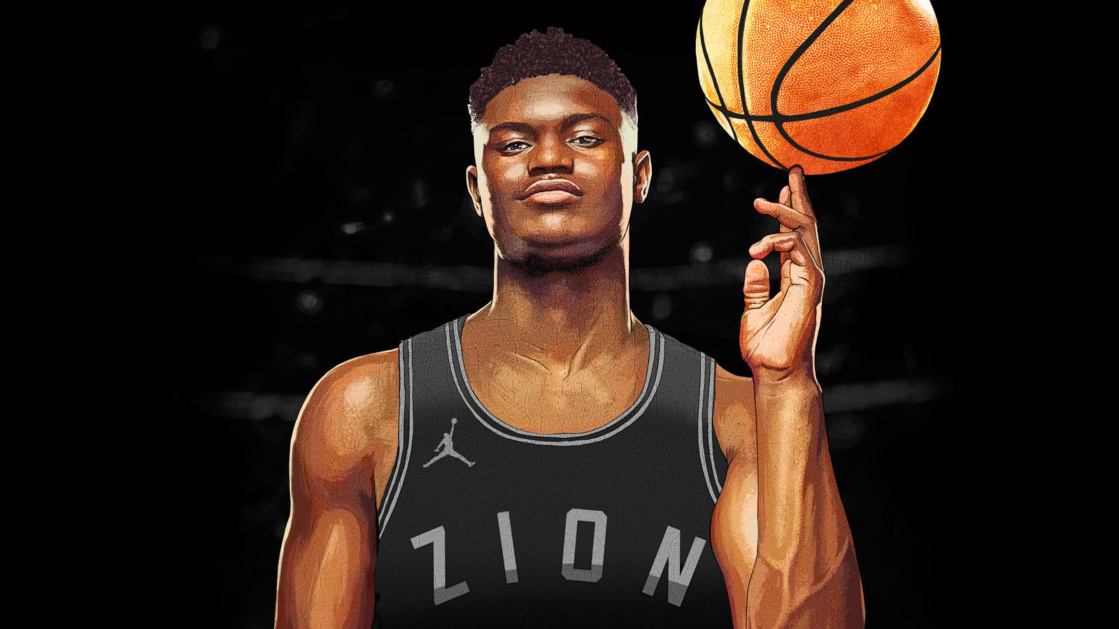 Zion signs sneaker deal with Nike's Jordan Brand