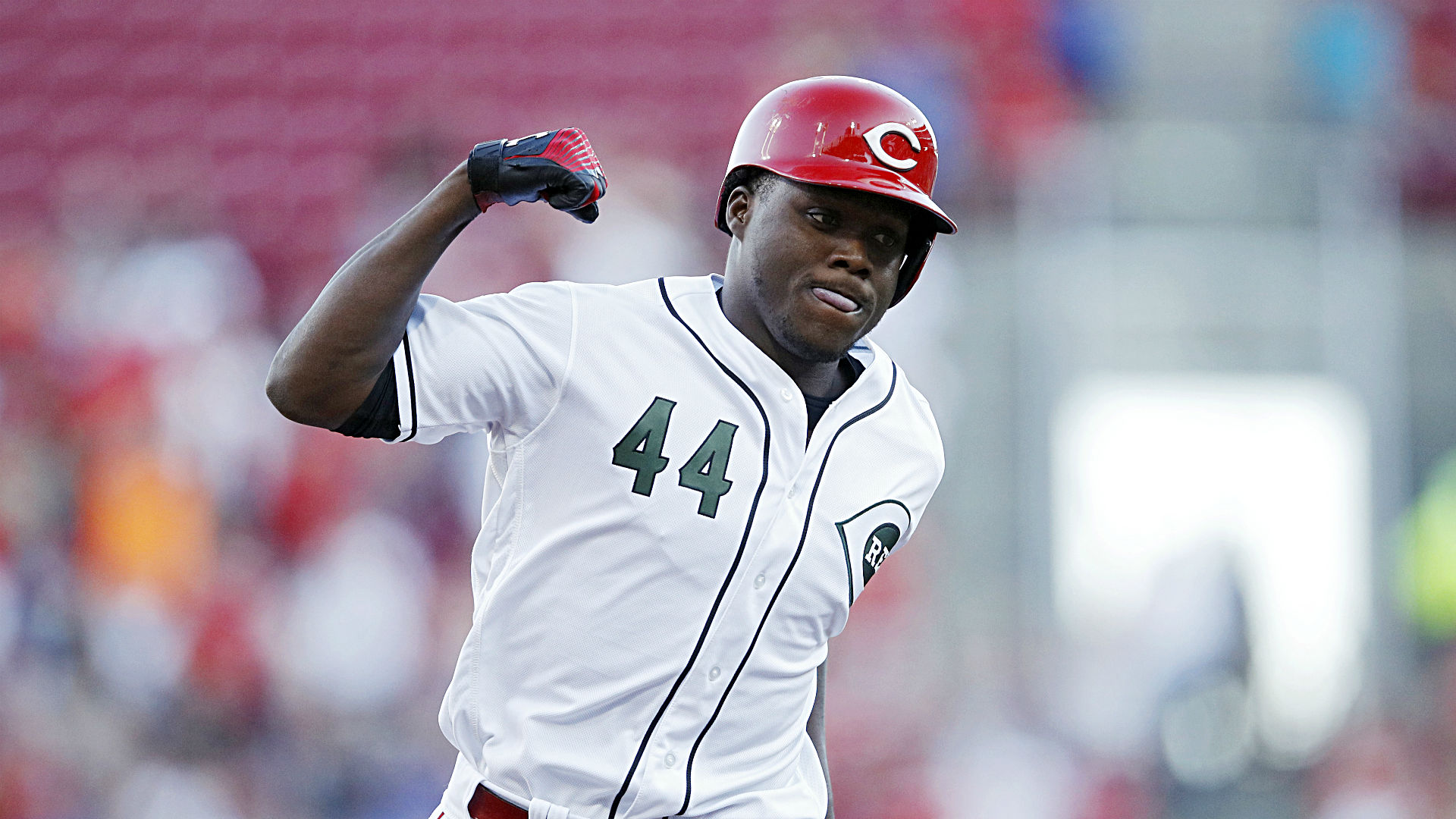 Aristides Aquino home runs