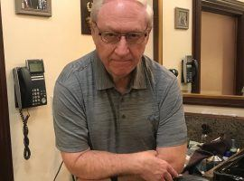 Bob Mann, Las Vegas-based journalist, 1950-2019.