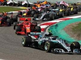 F1 is developing an in-race betting platform that it plans to launch in time for the start of the 2020 season. (Image: Getty)
