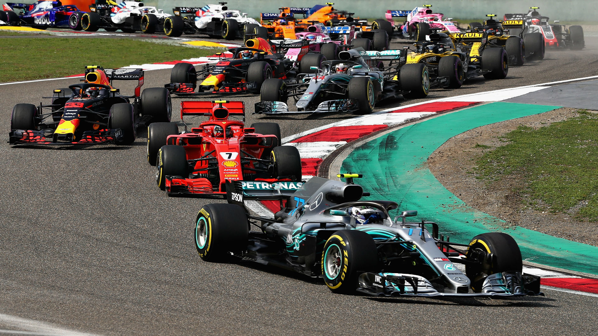 F1 Racing betting