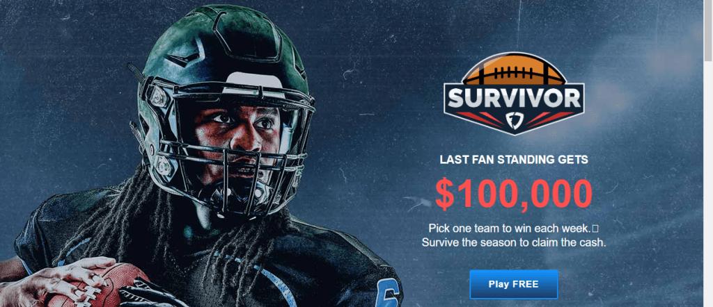 NFL Survivor contest