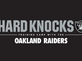 The new season of 'Hard Knocks' on HBO follows the Oakland Raiders through Training Camp. (Image: HBO)