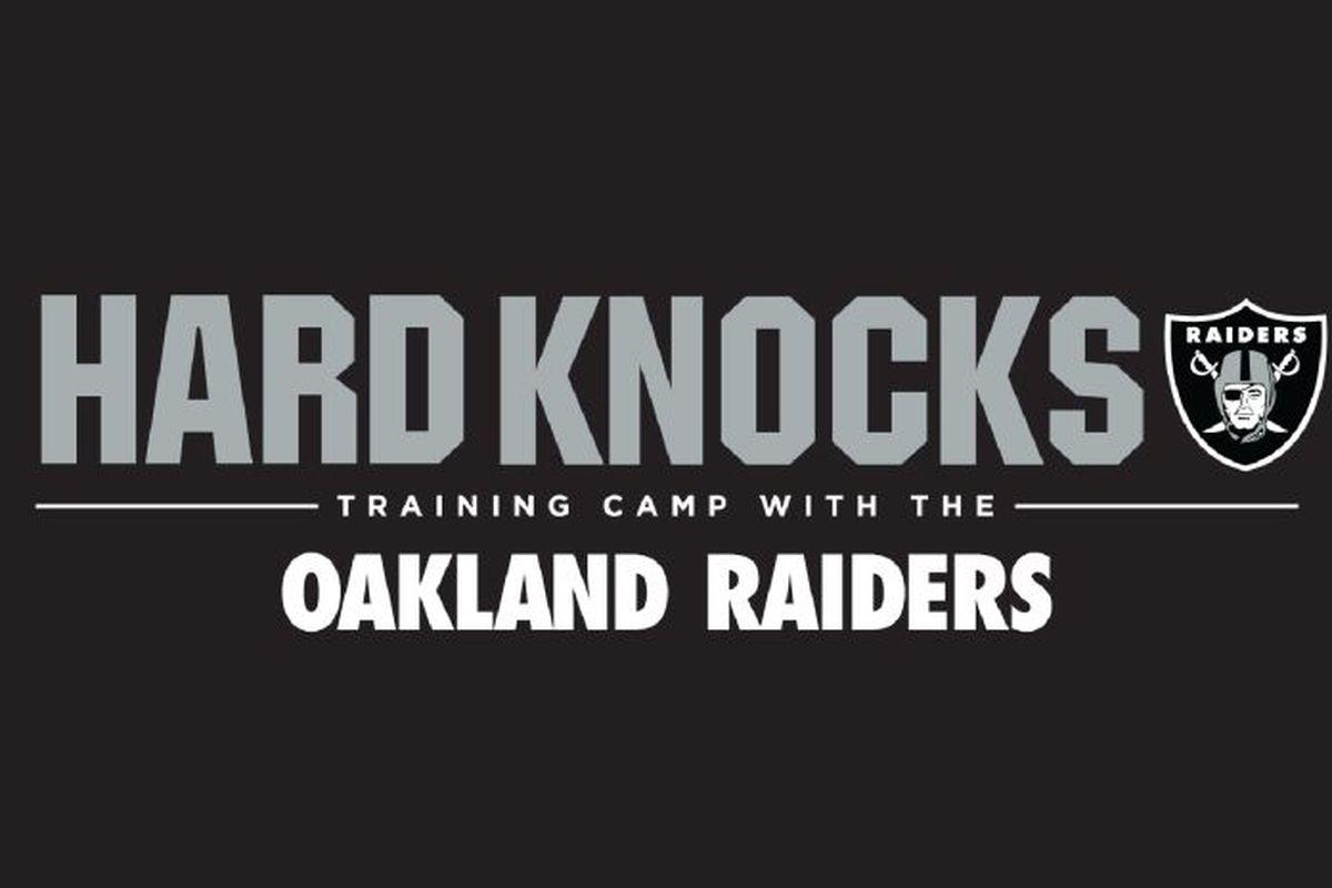 Oakland Raiders Hard Knocks