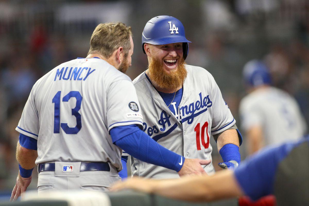 LA Dodgers Justin Turner