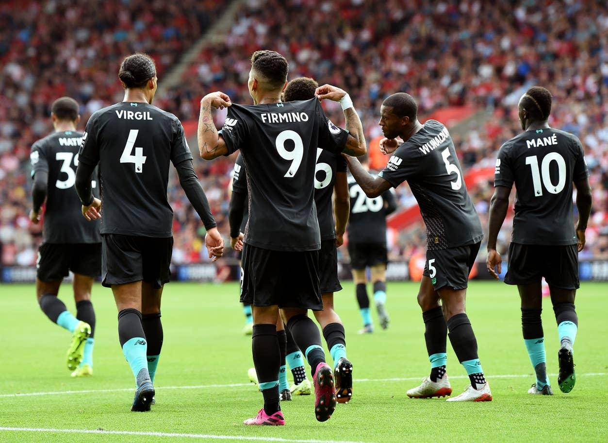 Liverpool Arsenal Premier League
