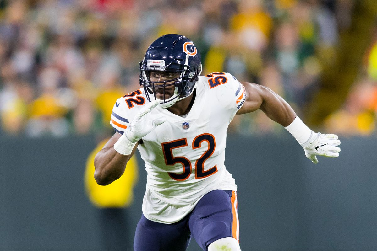 Khalil Mack Bears