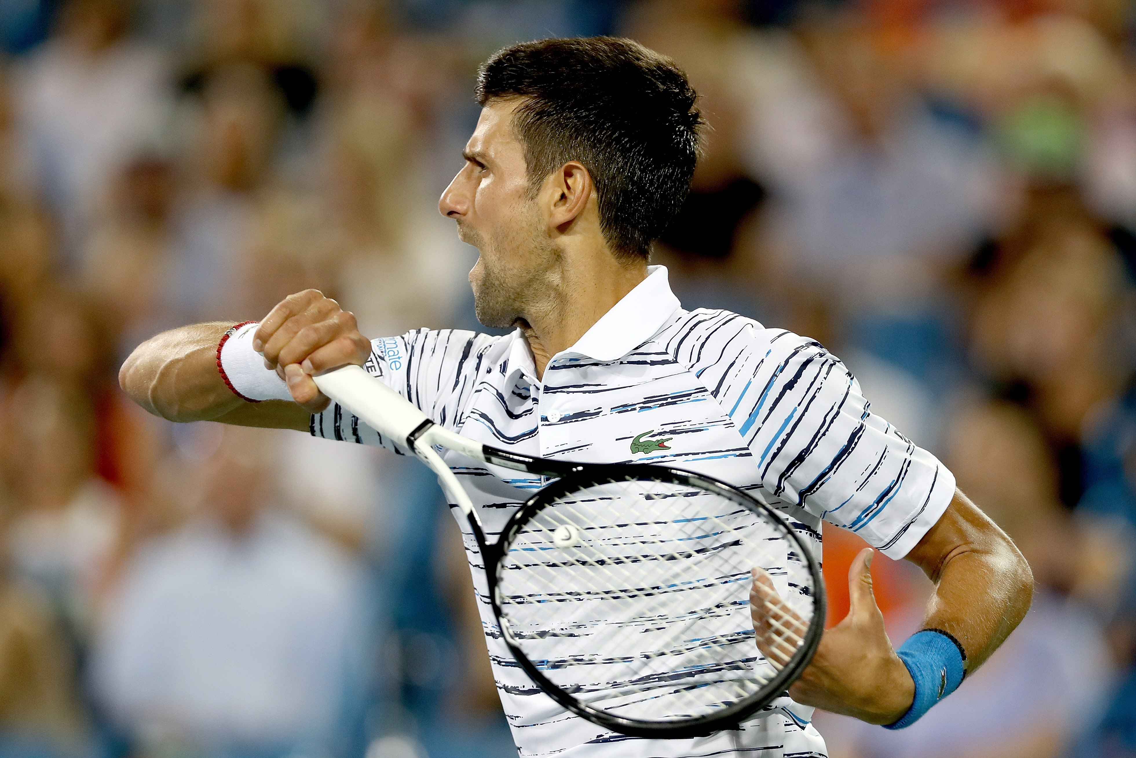US Open Djokovic Serena