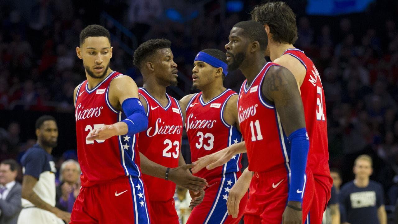 Philadelphia 76ers playoffs bet